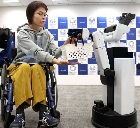 The HSR (Human Support Robot) and DSR (Delivery Support Robot)