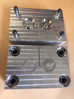 Aluminium tool