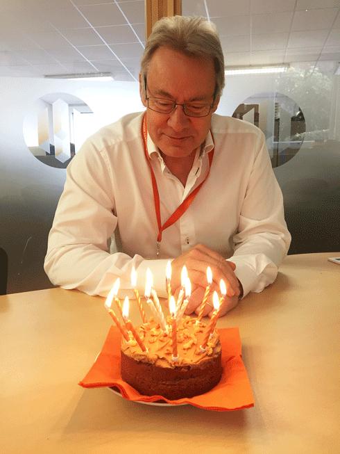 Happy Birthday Plunkett Associates!