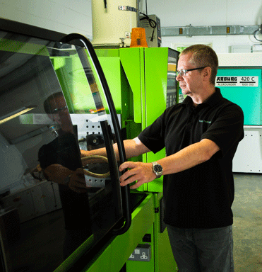 Injection moulding Gloucester