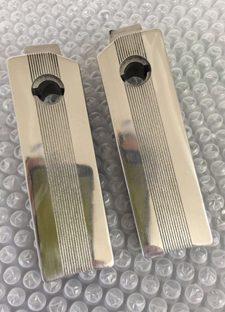 Highly polished DMLS parts