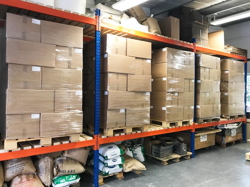 Production Storage Unit