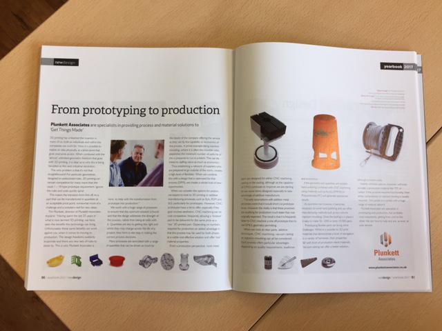 Newdesign Yearbook 2017