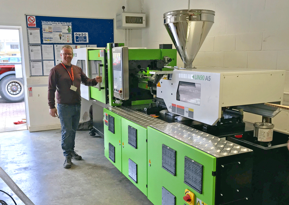 Yizumi moulding machine