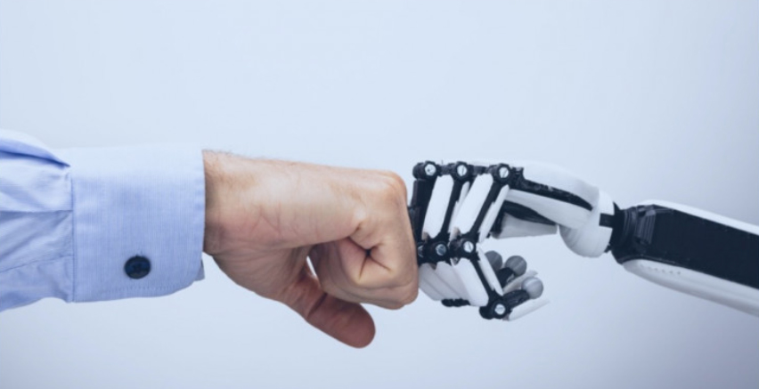 Machine + Human Collaboration