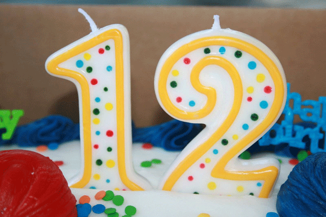 Plunkett Associates 12th Birthday