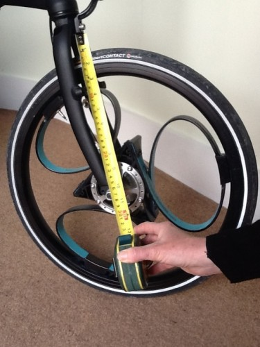 loop wheels prototype testing