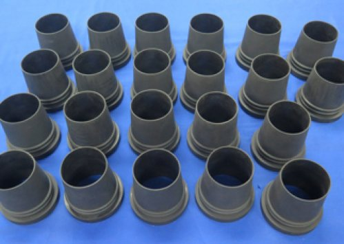 Compression Moulding ideal for low volume production rubber parts