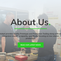 Adept Precision's new website!
