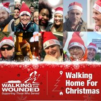 We'll be 'Walking Home for Christmas' this year!